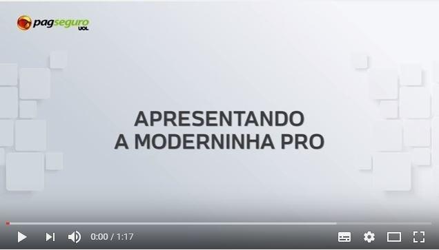 Apresentando a Moderninha Pro