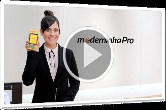 Comercial Moderninha Pro