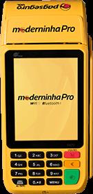 Leitor Moderninha Pro