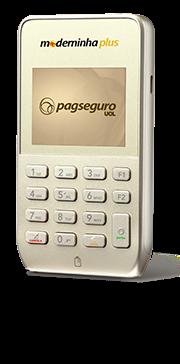 Moderninha Plus do PagSeguro