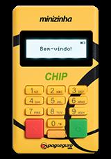 Minizinha Chip do PagSeguro