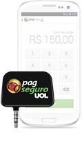 Leitor de Crédito do PagSeguro
